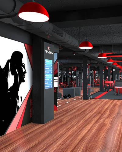 Pulse Gym Fitness For All